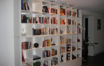 EXPEDIT IKEA fino al soffitto