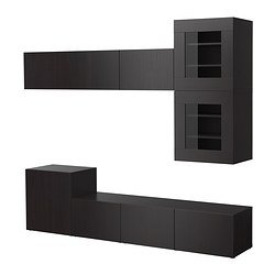 serie componibile per mobili da soggiorno e sala besta. Black Bedroom Furniture Sets. Home Design Ideas